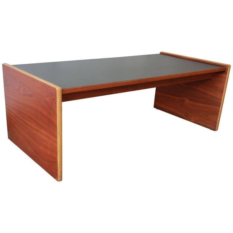 Jens Risom Mid-Century Modern Coffee Table or Bench