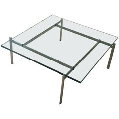 Poul Kjaerholm PK61 Coffee Table Fritz Hansen