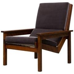 Robert Parry 'Lotus' Chair in African Walnut