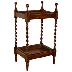 Late 19th Century Umbrella Stand