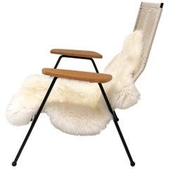Calypso String Chair by Bernard Goss for Pandar, Melbourne, 1956