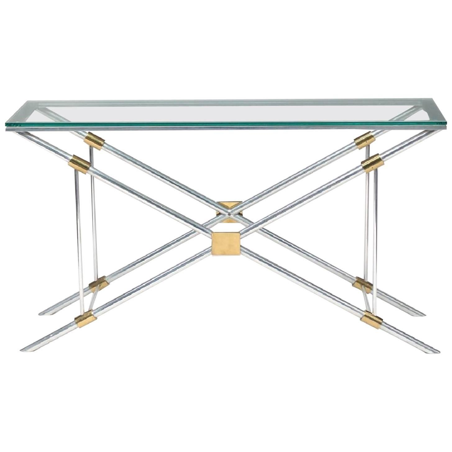 Rare Console Table by John Vesey