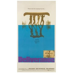 """Deliverance"" Original US Film Poster"