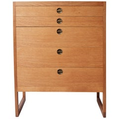 Chest of Drawers by Borge Mogensen, circa 1957