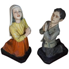 Devotional Statues / Religious Sculptures of St. Francisco de Jesus Marto & More