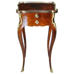 French Side Table, Napoleon III, Paris