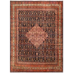 Fine Antique Persian Malayer Carpet