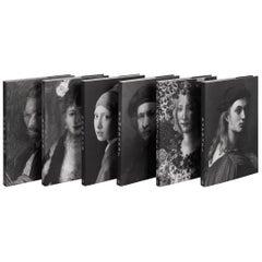 Phaidon Classics Collection 'Rembrandt Vermeer Raphael Van Gogh Renoir'