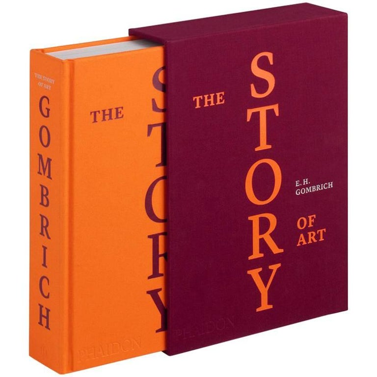 """E. H. Gombrich Book """"The Story of Art Luxury Edition"""""""
