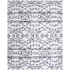 Eskayel, Akimbo Rug, 100% Silk Lulu Weave