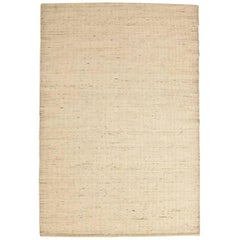Tatami Natural Wool and Jute Rug by Nani Marquina & Ariadna Miquel Large