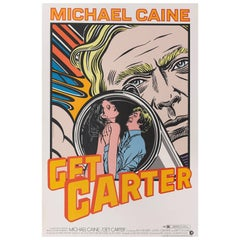 """Get Carter"", US Movie Poster"