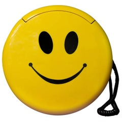 Smiley Telephone in Original Box, circa 1975
