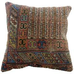 Tribal Persian Rug Pillow