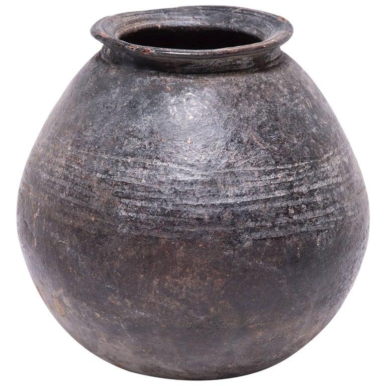 Nigerian Nupe Water Vessel
