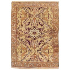 Late 19th Century Indian Agra Rug