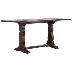 19th Century Trestle Table