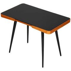 Midcentury Table by Jiri Jiroutek for Interier Praha, 1960s