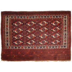 Antique Turkmen Tekke Rug For Sale At 1stdibs