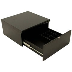 Coffee Table with Bar Compartment