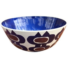 Beautiful Inge-Lisa Koefoed Bowl for Royal Copenhagen