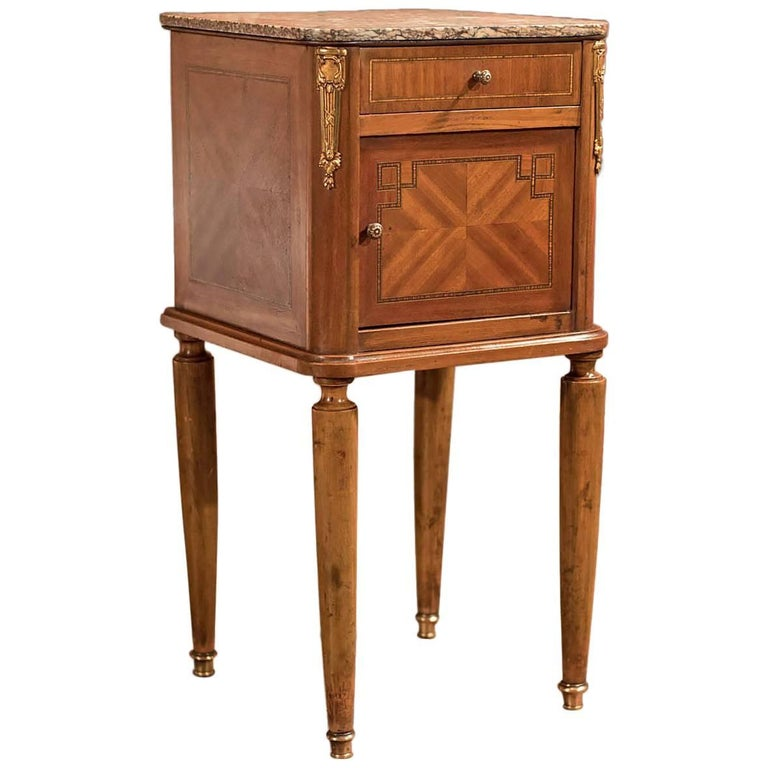 vintage nightstands for sale antique bedside table mahogany pot cupboard nightstand 6851