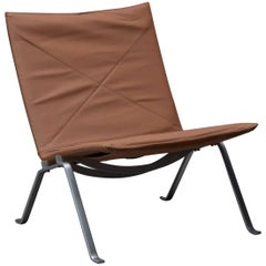 Poul Kjaerholm PK22 Lounge Chair for E. Kold Christiansen