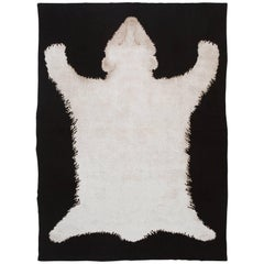 Polar Bear Blanket by Saved, New York