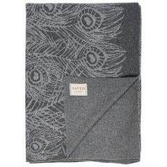 Dorian Gray Blanket by Saved, New York
