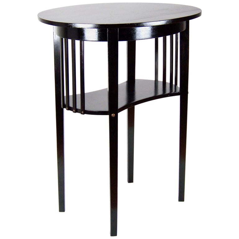Viennese Art Nouveau Table Thonet Circa 1904 For Sale At 1stdibs