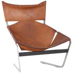 Mid-Century Modern F-444 Lounge Chair by Pierre Paulin for Artifort, 1960s