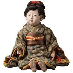 Japanese Festival Doll
