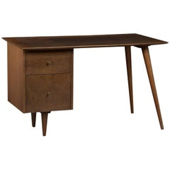 Solid Maple Desk by Paul McCobb for the Planner Group