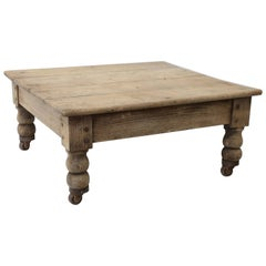 Low Wood Table from France