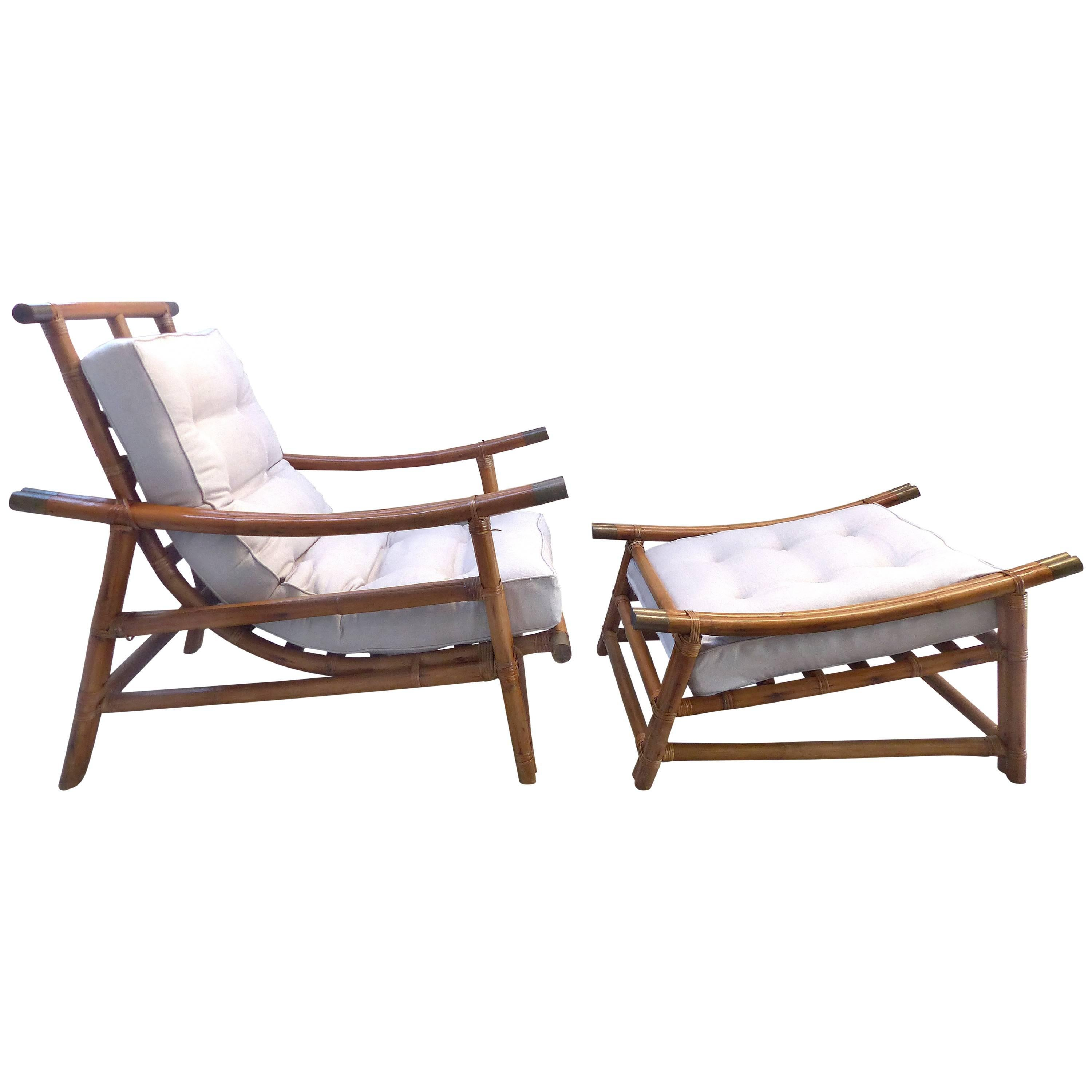 Gallery Of Affordable Midcentury Modern Rattan Lounge Chair And Ottoman By  Vogue Rattan For Sale With Rattan Lounge With Polyrattan Lounge Sale