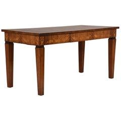 Vintage Italian Neoclassical-Style Desk