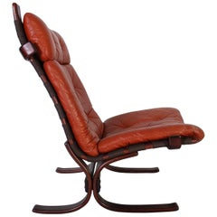 Midcentury Siesta Lounge Chair by Ingmar Relling for Westnofa