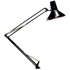 Mid-Century Luxo L-1p Architect Desk Clamp Lamp by Jac Jacobsen, 1970s Norway