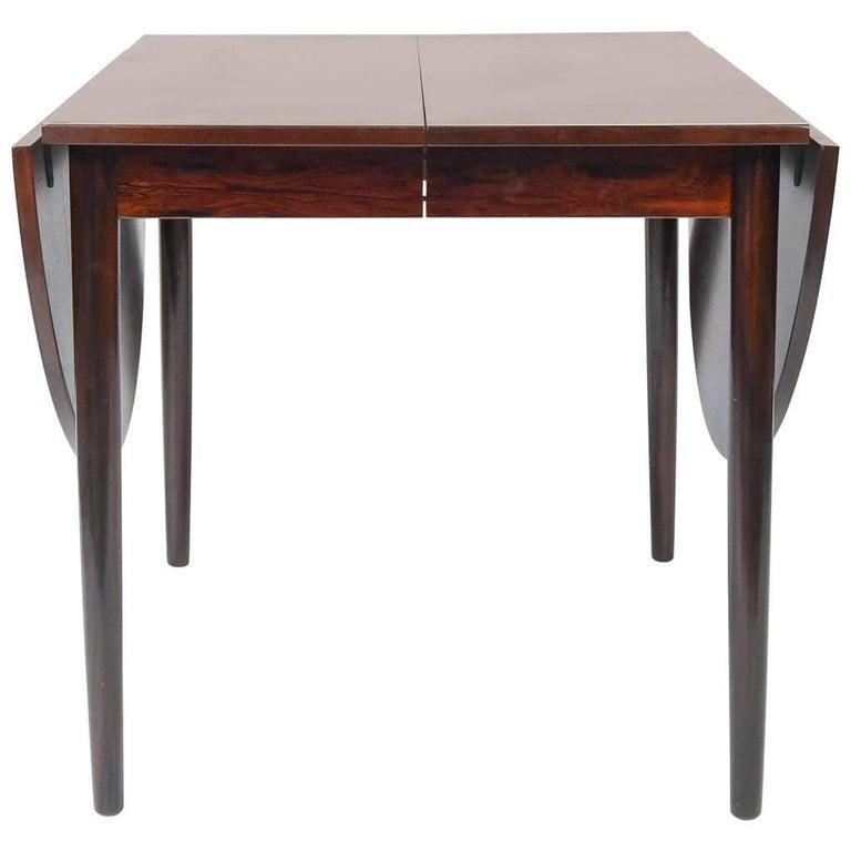 Danish Midcentury Rosewood Dining Table