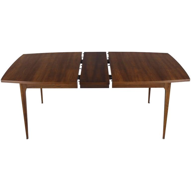 27f9f0fd6d9f Danish Mid-Century Modern Walnut Dining Table For Sale at 1stdibs