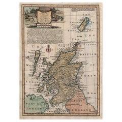 Bowen Antique Map of Scotland