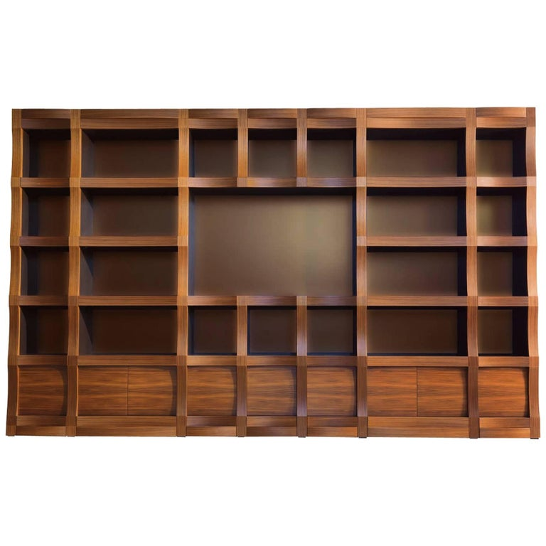 """Shirley"" Wooden Bookcase"