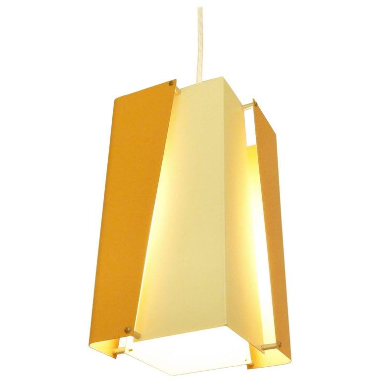 Danish Design Pendant Lamp by Lyfa, Denmark, 1960s