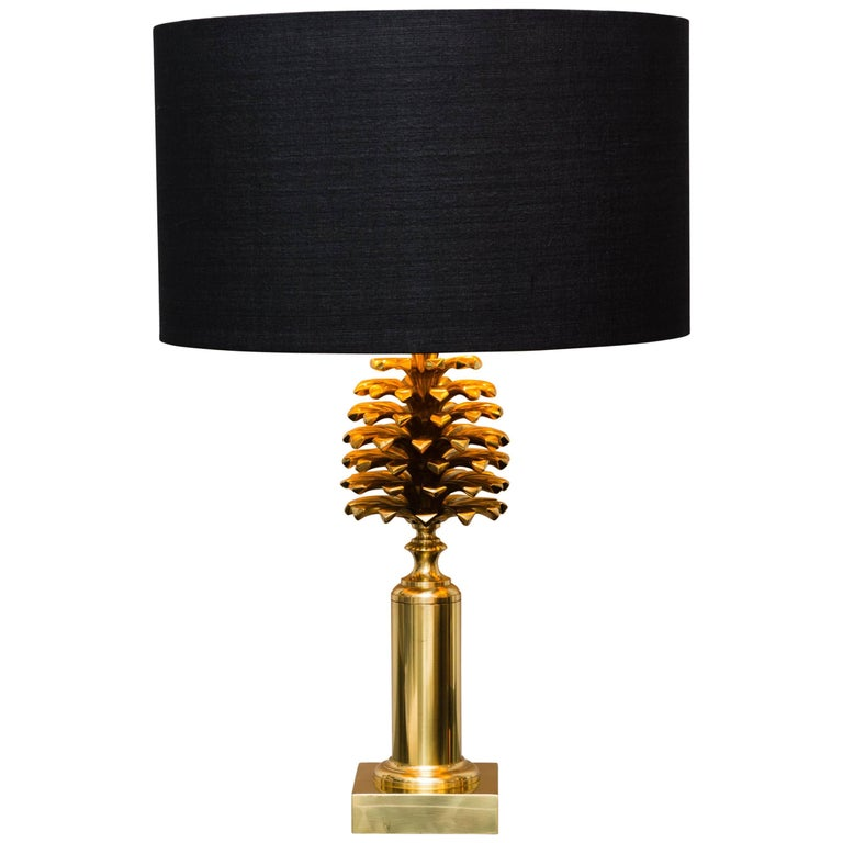 Maison Charles Table Lamp, France, circa 1970