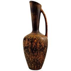 Gunnar Nylund, Rörstrand Vase or Pitcher in Ceramics, Sweden, Mid-20 Century