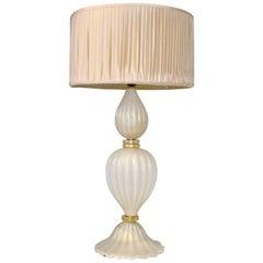1970s Murano Lamp
