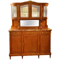 Magnificent Louis XVI Style Two-Tier Buffet