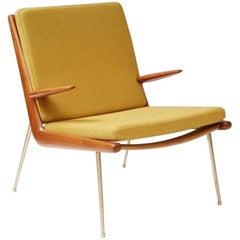 Peter Hvidt & Orla Molgaard-Nielsen FD-159 Boomerang Chair, circa 1959