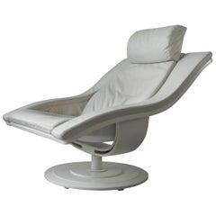 Nelo Sweden 'Move' Swivel Lounge Chair by Takashi Okamura & Erik Marquardsen