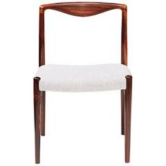 Kai Lyngfeldt Larsen Rosewood Side Chair, circa 1960